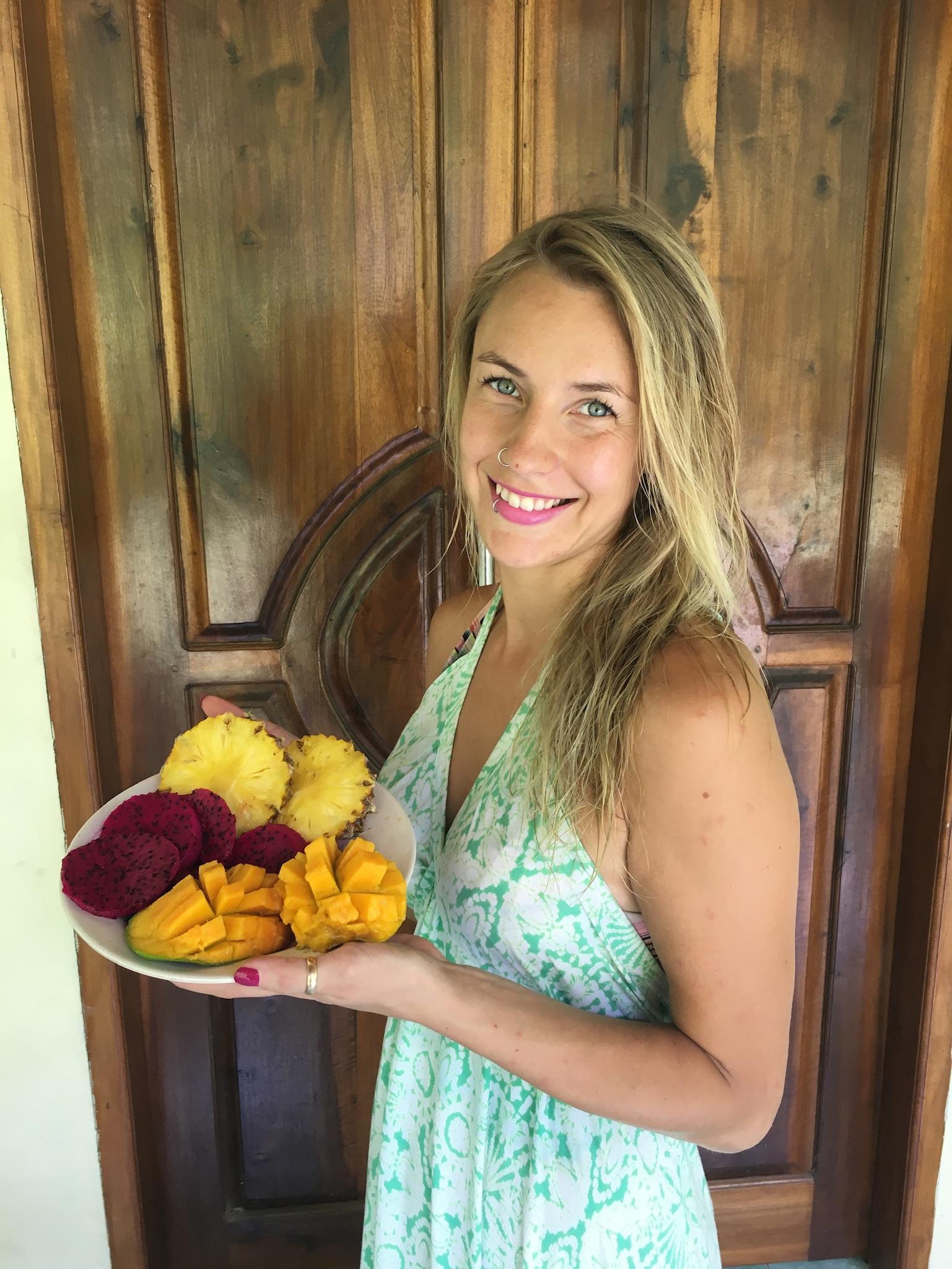 sini-maria ja hedelmavati